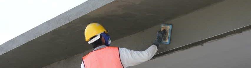 Протравка цементной штукатурки нейтрализующим раствором бетон с завода в спб